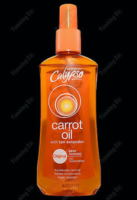 Calypso CARROT OIL Spray  250ml Original SPF 0