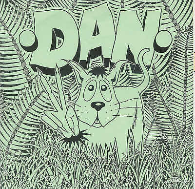 DAN - Can You Dig It / Blue Wax - 4-Track-EP 1986 RAR