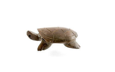 TORTUE Turtle EN CORNE COLLECTION ANIMAUX  MA4