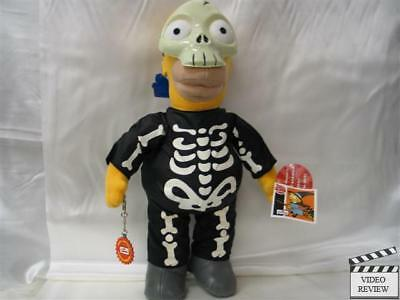 Skelly Homer Simpsons Doll Applause NEW