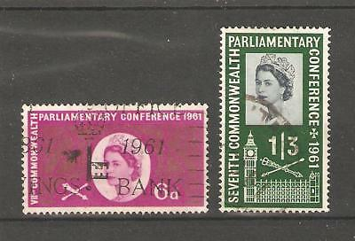 Commems - 1961 - Parliamentary Conf - Commercially Used