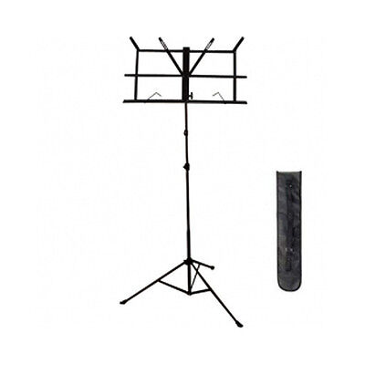 Cecilio Foldable Music Sheet Stand + Carrying Bag