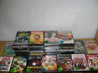 50 DVD'S Sammlung,Iron Man 2,This Christmas,Hancock