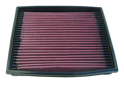K&n Air Filter Fits Tvr Tasmin 2.8 All Models 33-2013