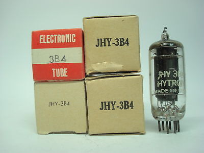 3B4 - Dl98 Tube. Mixed Brand. Nos & Nib. Rc13
