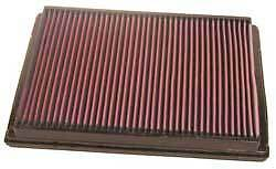 K&n Air Filter For Vauxhall Zafira 1.7 1.9 Diesel 05-09 33-2213