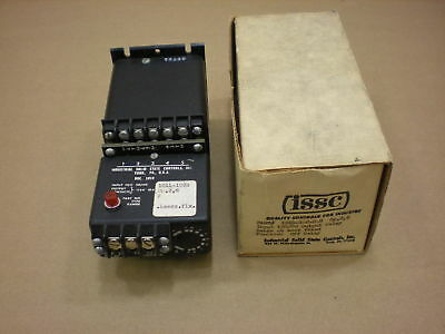 Nib Issc 1014-1-C-2-B 10141C2B Solid State Output Relay Off Delay 120/60 Output