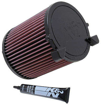 K&n Air Filter For Seat Leon 1.4 1.6 2006-2010 E-2014