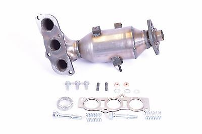 Citroen C1, Peugeot 107, Toyota Aygo, 1.0 Catalytic Converter Cat (Euro 4)