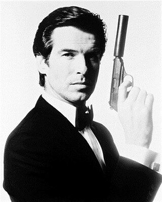 Pierce Brosnan 8X10 Photo