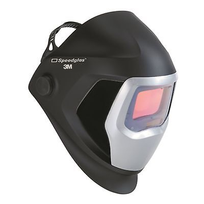 3M Speedglas 9100X Welding Helmet w/Side Windows - (06-0100-20SW)