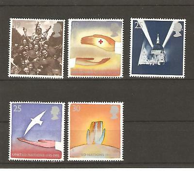 Europa - Peace & Freedom -1995 Unmounted Mint Set