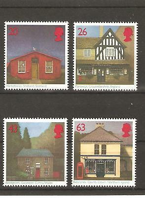 Sub Post Offices -1997 Unmounted Mint Set