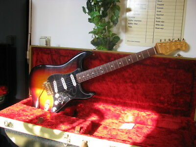 Fender stratocaster Stevie Ray Vaughan ex cond Usa made