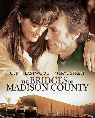 The Bridges of Madison County - Movie Poster 7x10 Photo