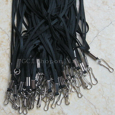 Lot of 10 Neck Lanyard ID Card Badge Holder Strap MMMMM