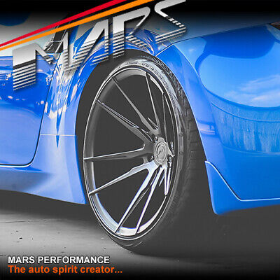 MARS MP-RH Black 20 Inch Deep Concave Stag Alloy Wheels Rims 5x114.3 Mustang R35