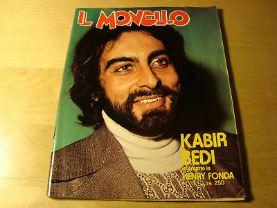 Monello N° 11 1976 Fonda Petrolini Giordani Summer Bedi