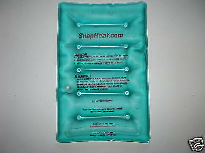 Snap Heat Instant Heating Packs 812 Massage Therapy Pad