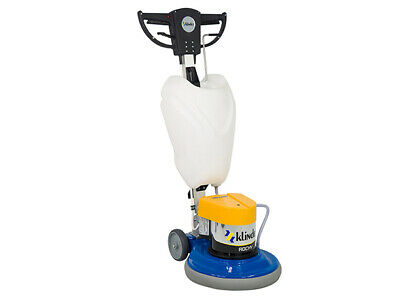 "Klindex 17"" Floor Polisher Scrubber Klindex ROCKY Top of the Range Comes With"