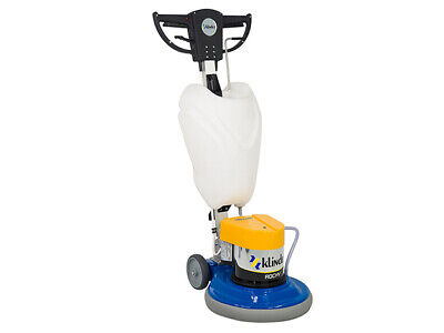"Mono Rotary Machine Klindex 17"" Floor Polisher Scrubber Klindex ROCKY with kit"