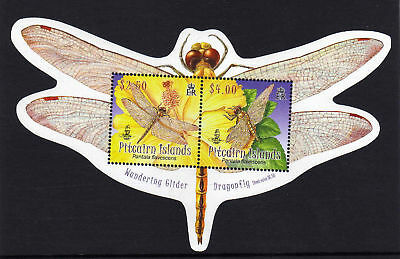 Pitcairn Is.2009 Dragonfly M/sheet Ms 790 Mnh.