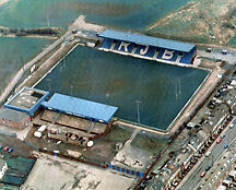 Featherstone Rovers Rugby Ground Photo Print 01