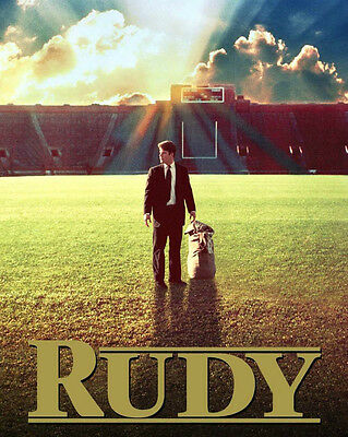 "Rudy - Movie Poster (8""x10"")"