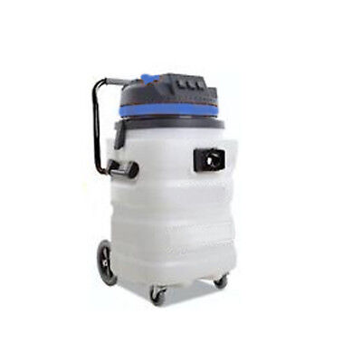 Industrial Wet / Dry Vacuum 90 Litre 3000W Triple Motor - 50mm Inlet for Gutters