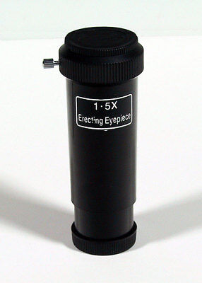 *NEW* Telescope 1.5x Erecting Eyepiece 1.25""