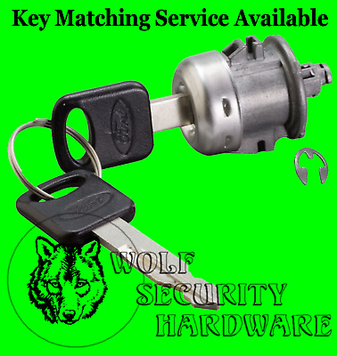 Ford Lincoln OEM Door Key Lock Cylinder IN STOCK
