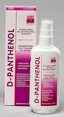 Rona Ross D-Panthenol Natural Spray. 160ml. EXPRESS P&P