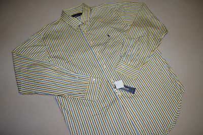 New Nwt $89 Ralph Lauren Polo Mens Shirt Xl Xg X-Large