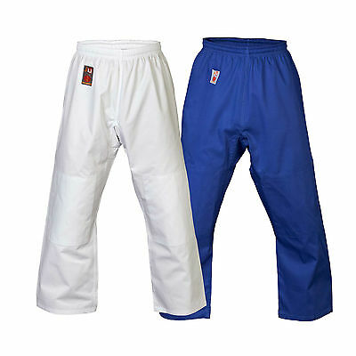 Judohose to start Judo Hose, Ju-Sports blau oder weiß