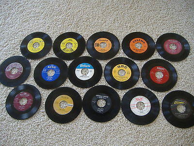 25 Juke Box 45's For Crafts and Decoration!