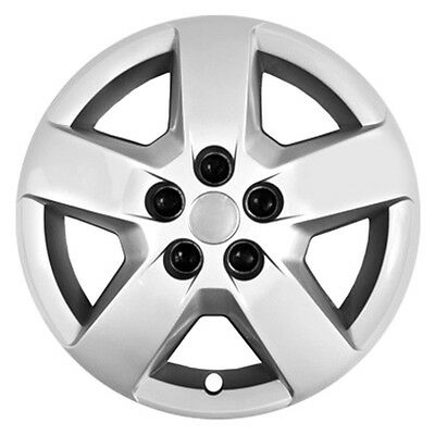 2011 2012 2013 ford fiesta am wheelcover hubcap silver new 19 95 Chevy 5 Lug Hubcaps new 2007 2011 chevy hhr 16 silver hubcap wheelcover bolt on