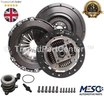 Solid Flywheel & Clutch Kit With Csc Kit Vauxhall Combo 1.3 Cdti