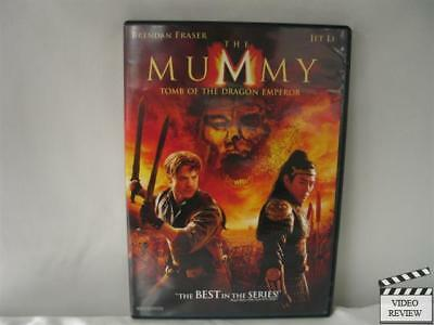 The Mummy: Tomb of the Dragon Emperor Wide Screen DVD