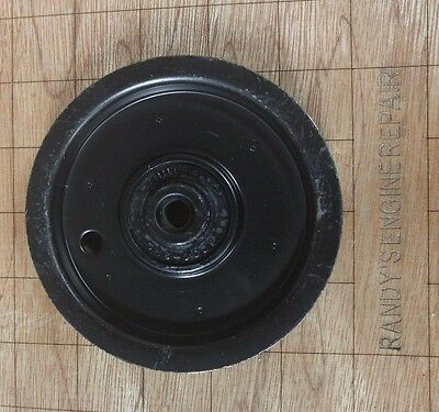 "MTD 756-0627, 756-0627D Flat Idler Pulley 4-1/8"" x 3/8"" US Seller"