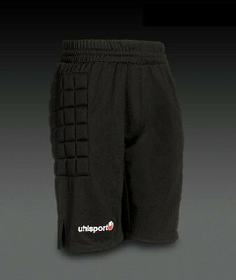 UHLSPORT Sidestep Goalkeeper GK Padded Shorts XXS-XL