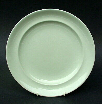 Vintage 1960's Spode Flemish Green Pattern Tea Cup Saucers Only 14.25cm In VGC