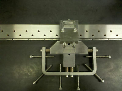 Wire Edm Rail System 12 To 20 Inch Length