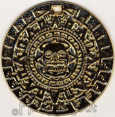 Aztec Pirates of the Caribbean Coin Set tropical island