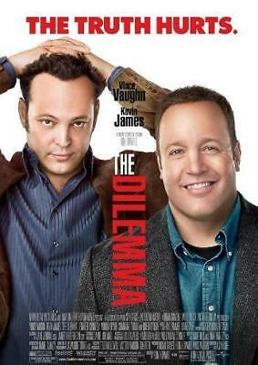 VAUGHN & KEVIN JAMES - THE DILEMMA Movie Poster