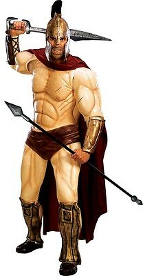 Fancy Dress Costume ~ Deluxe Collector Spartan 300 Xl