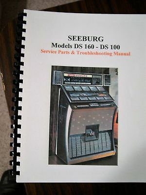 Seeburg DS 160/ DS 100 Jukebox Manual
