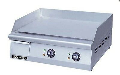 """24"""" Commercial Electric Heavy Duty  Griddle NEW 208V"""