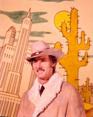 "DENNIS WEAVER Poster Print 24x20"" wonderful pic 280650"