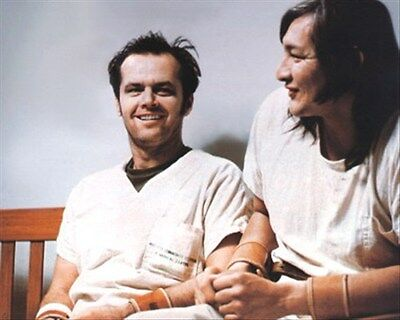 """ONE FLEW OVER THE CUCKOO'S NEST Poster Print 24x20"""""""