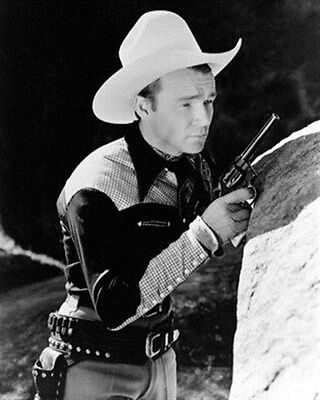"ROY ROGERS Poster Print 24x20"" classic pic 188717"